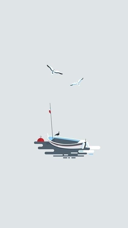 Les Pointus - Port Lympia. Nice - commelaville | ello