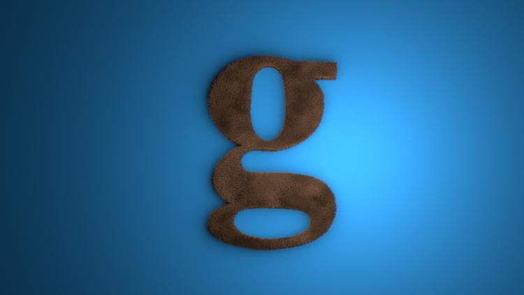 typography, lettering, 3d, blender - riesena | ello