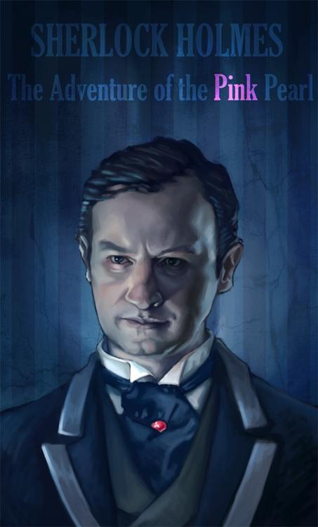 Mycroft - fluorinespark | ello