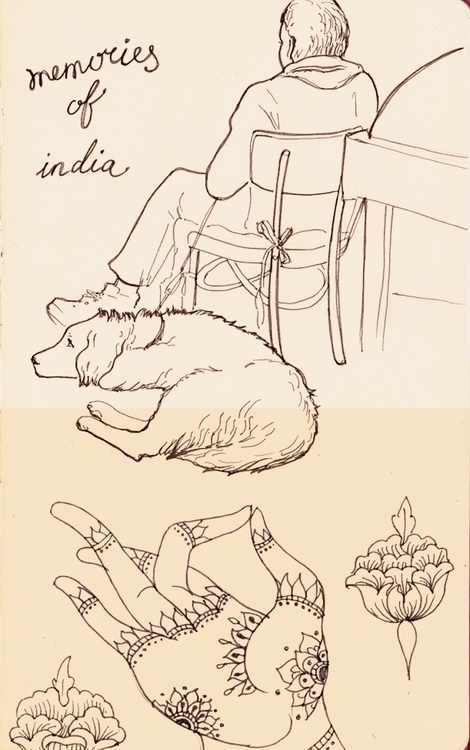 People cafe - Lviv, Ukaine, illustration - zizilka | ello