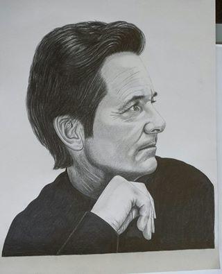 MJF Portrait created range Draw - stevenhart | ello
