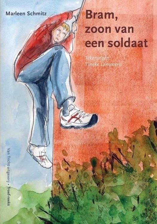 Bram, zoon van een soldaat - children'sbook - tineke-1461 | ello