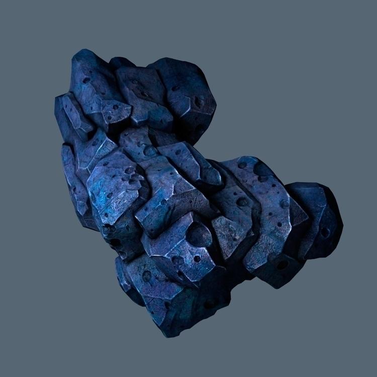 Blue Stone - valentinleonida | ello