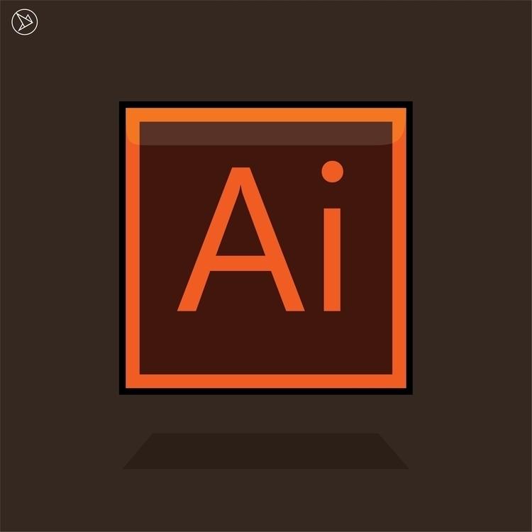 Polished Ai Logo - illustrator, illustration - superslap15 | ello