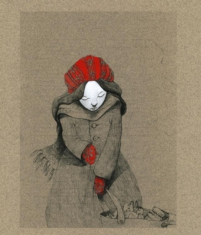 illustration, books, children'sillustration - linakusaite | ello