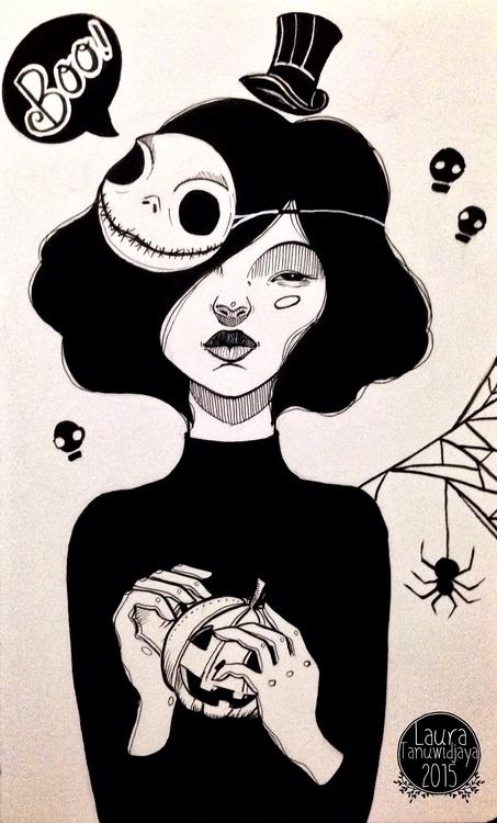 Halloween 2015 ^___^.. Jack Ske - laura_t-4759 | ello