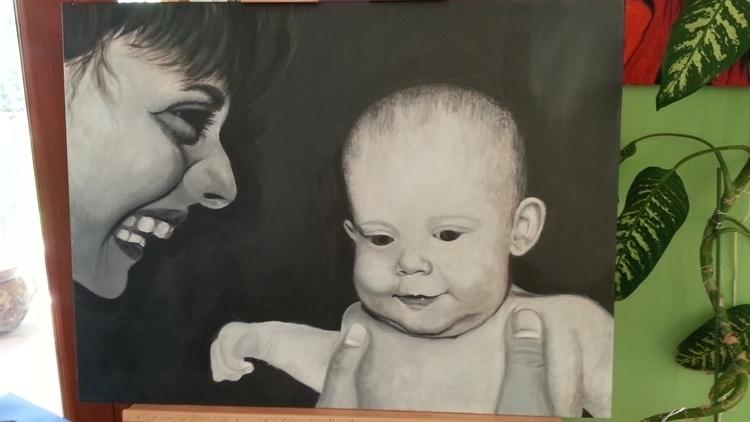 Mother-daughter - sylvia-3275 | ello