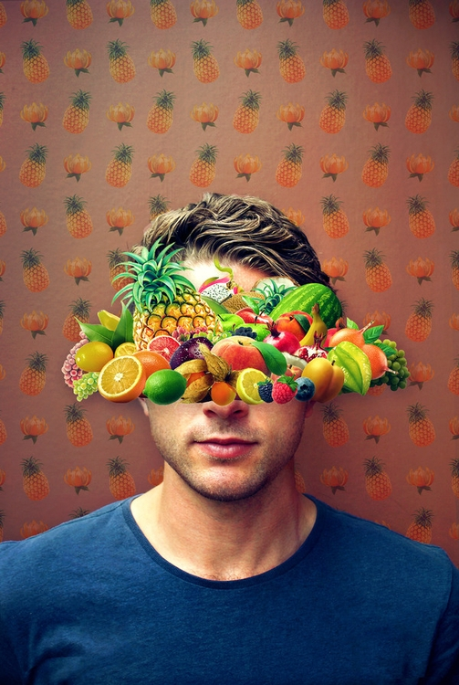 James McKenzie - portrait, fruit - jamesmckenzie | ello