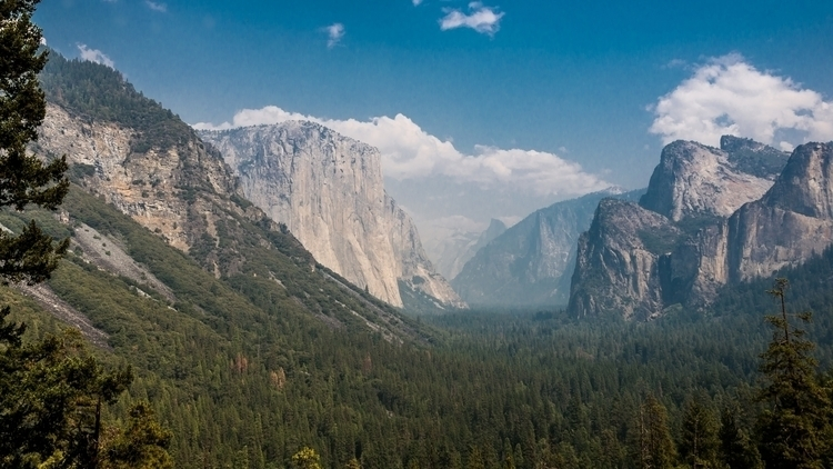 Yosemite National Park, El Capi - lichtundschatten | ello