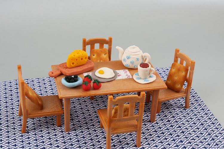 breakfast, coffee, biscuits, minimal - iremyesil | ello