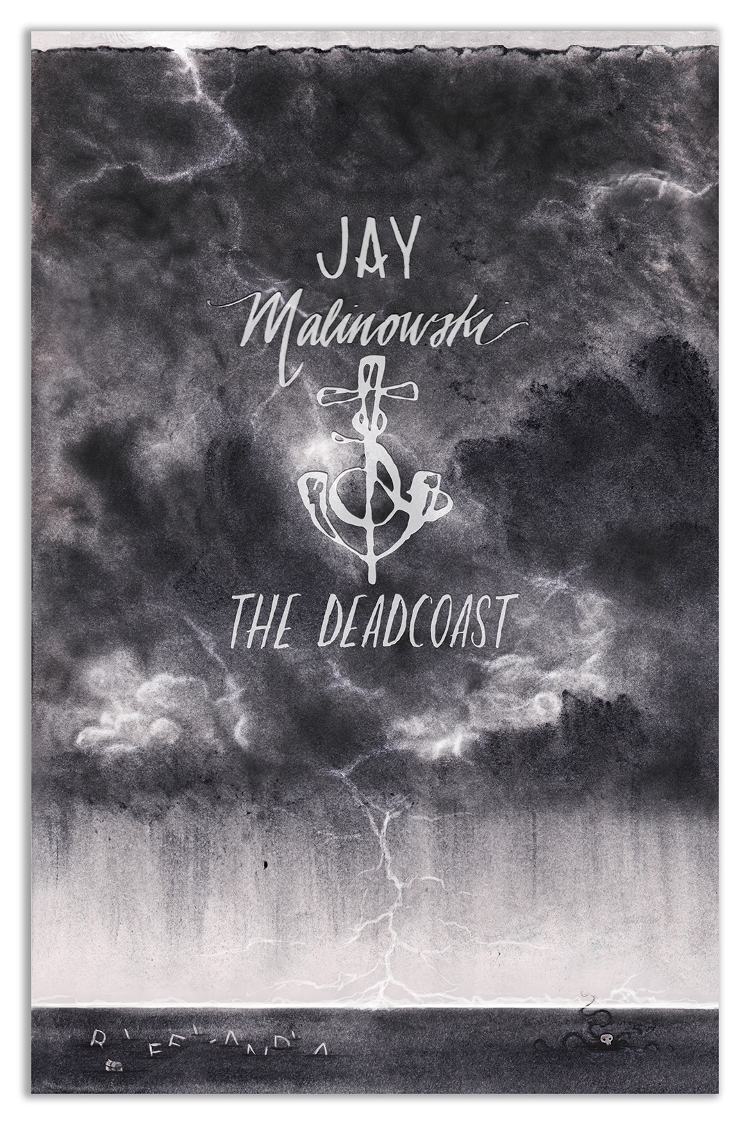 Jay Malinowski Deadcoast Poster - juicybeetle | ello