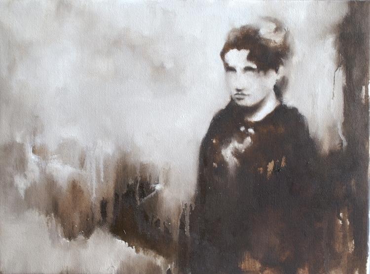 Lucinda Nevelspoock, oils canva - mpw-1797 | ello