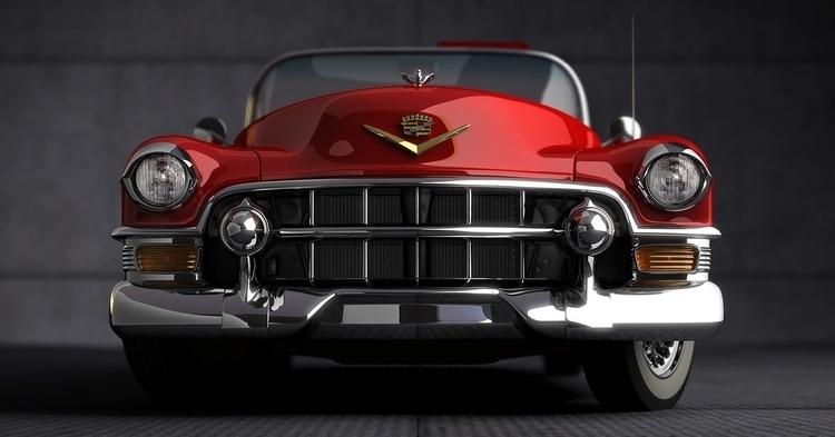 Cadillac Eldorado 1953 Downlad  - curro-1143 | ello