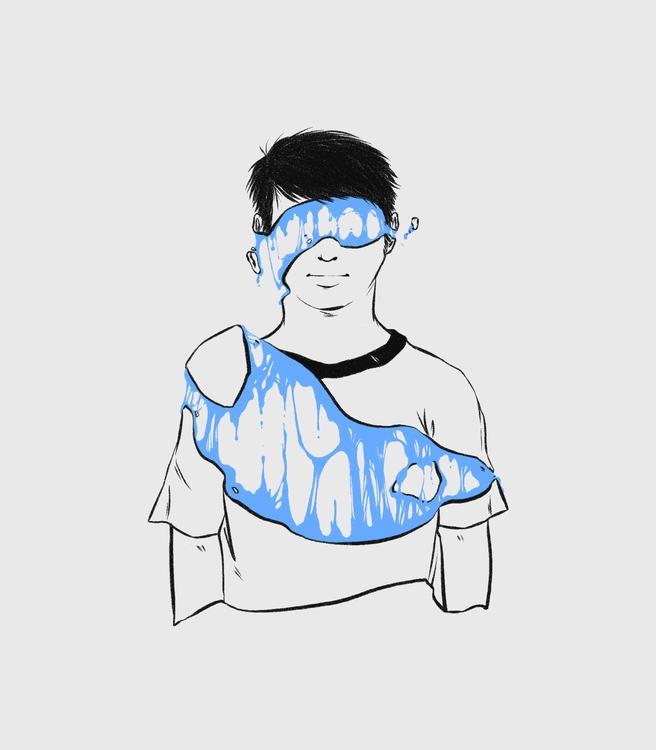 Older - illustration, drawing, digitalart - jordanjacinto   ello