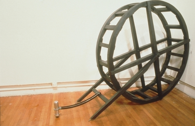 Vehicle Historical Figure - sculpture - collinmura | ello