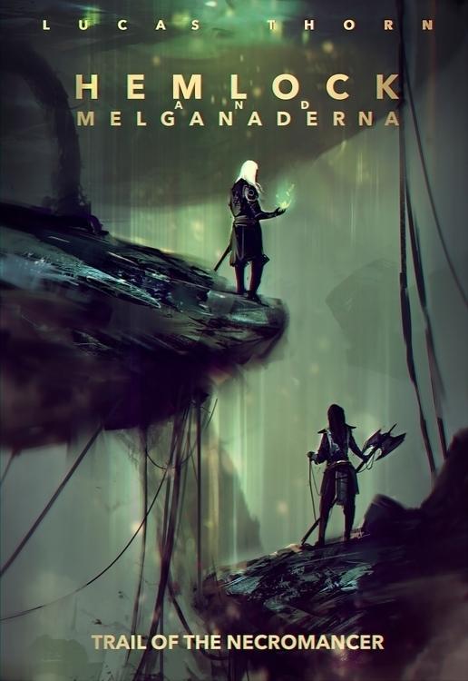 Hemlock Melganaderna Book Cover - amirzand | ello