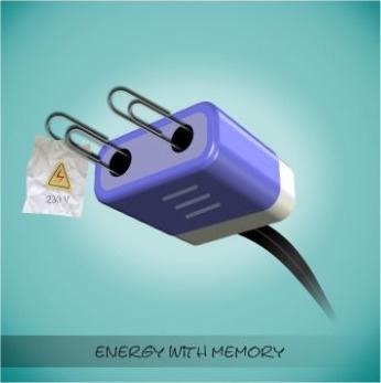 Crazy plug memory - vectorillustration - igor01 | ello
