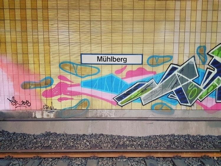 Airport S8 - Frankfurt, Mühlberg - rowiro | ello