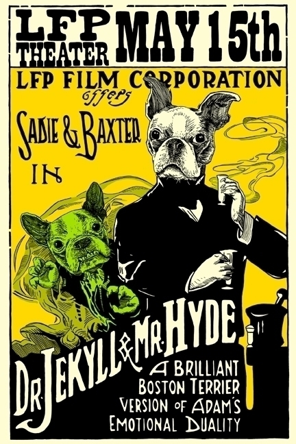 Jekyll Hyde - pulp, vintage, sciencefiction - juliaminamata | ello
