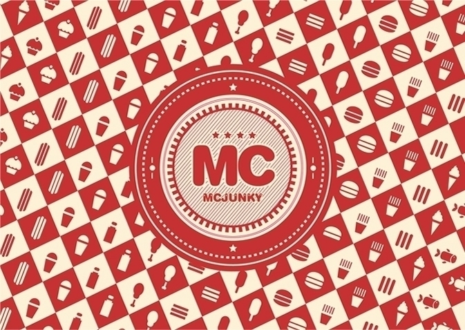 McJunky Brand - illustration, branding - fishfinger-1442 | ello