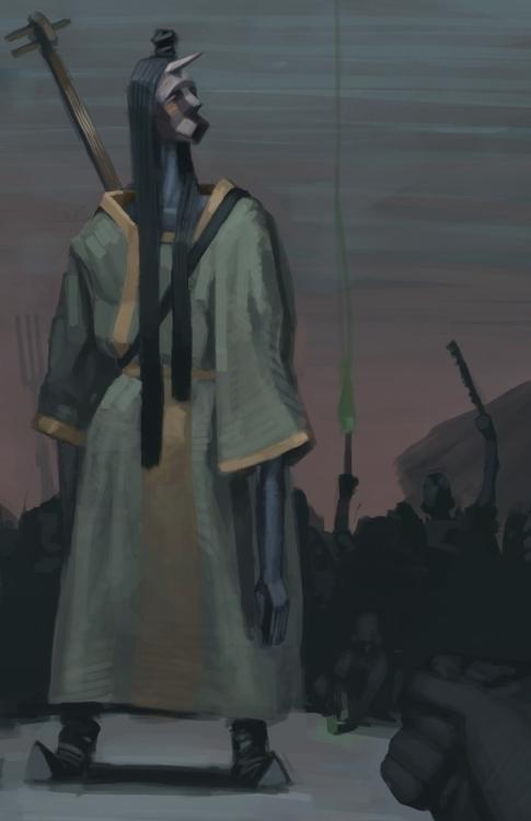 Conceptual painting - illustration - josehdz_illustration | ello