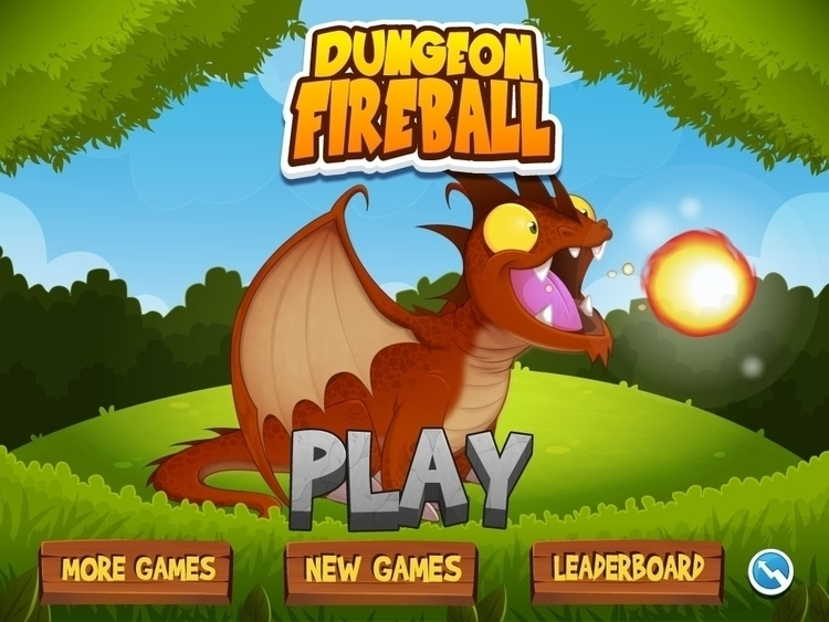 Dungeon Fireballs - agustingrassi   ello