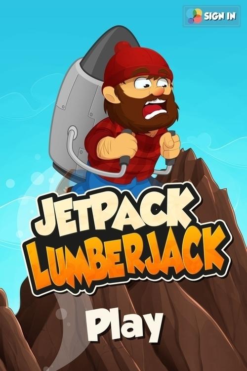 Jetpack Lumberjack - agustingrassi | ello