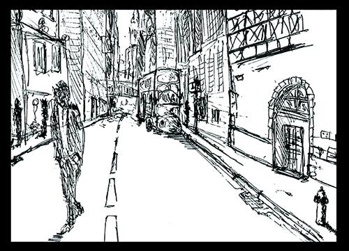 Men street - chico-5381 | ello