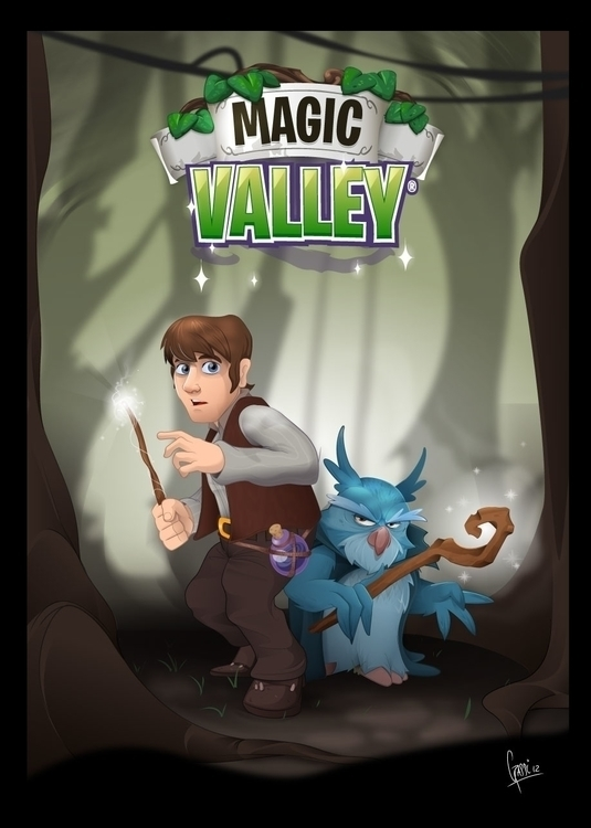 MAGIC VALLEY - agustingrassi | ello