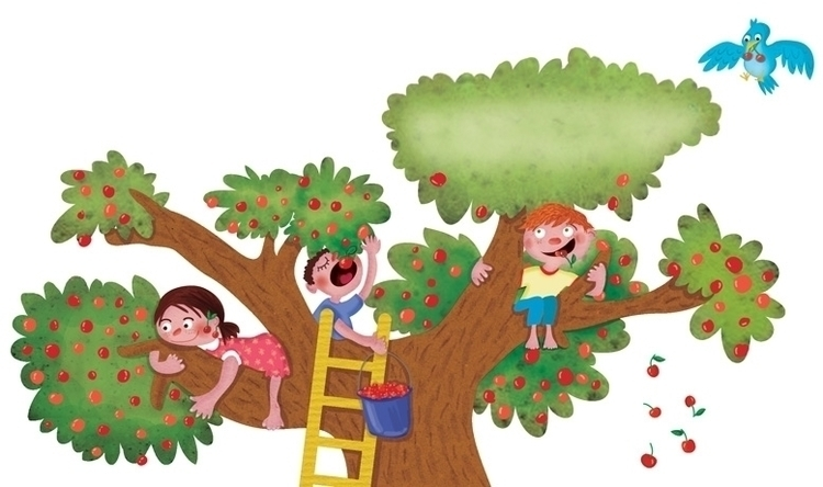 illustration, children'sillustration - manja-8928 | ello