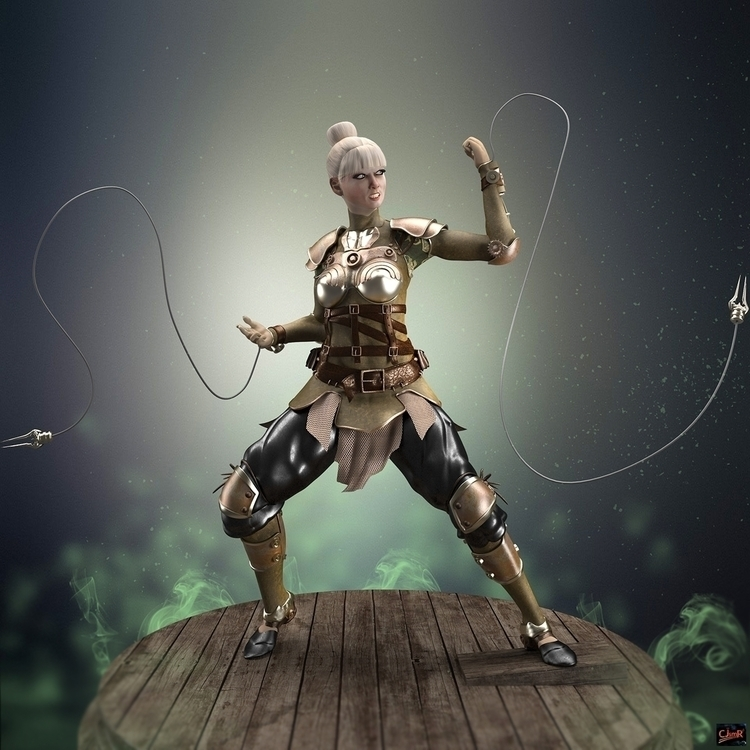 character design - characterdesign - cansah | ello