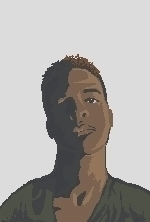 Pixel Portrait - Unfinished - joshemanuel | ello