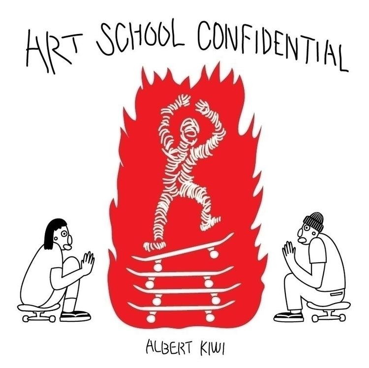 camp fire - illustration, art, artist - albertkiwi | ello