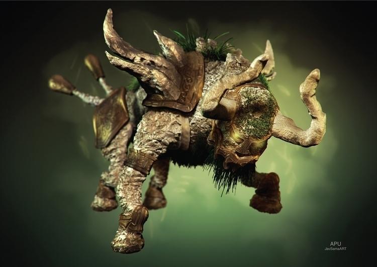 Apu, Apus gods guarding high mo - javsamaart | ello