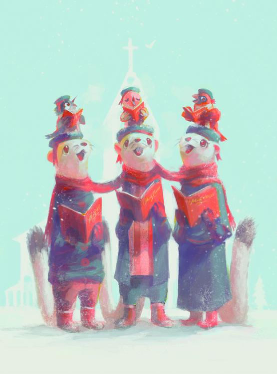 kind difficult Ferrets sing Hal - manwhal | ello
