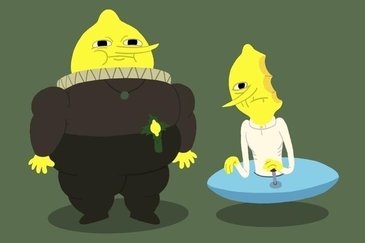 Lemongrabs 1 + 2 appeared episo - carldoonan | ello