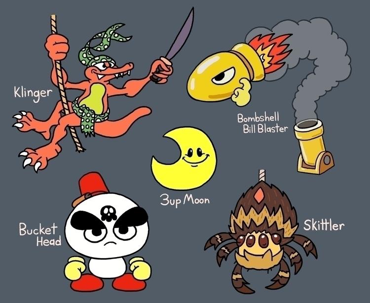 Mario Wiki Randoms - 2, SuperMario - carldoonan   ello