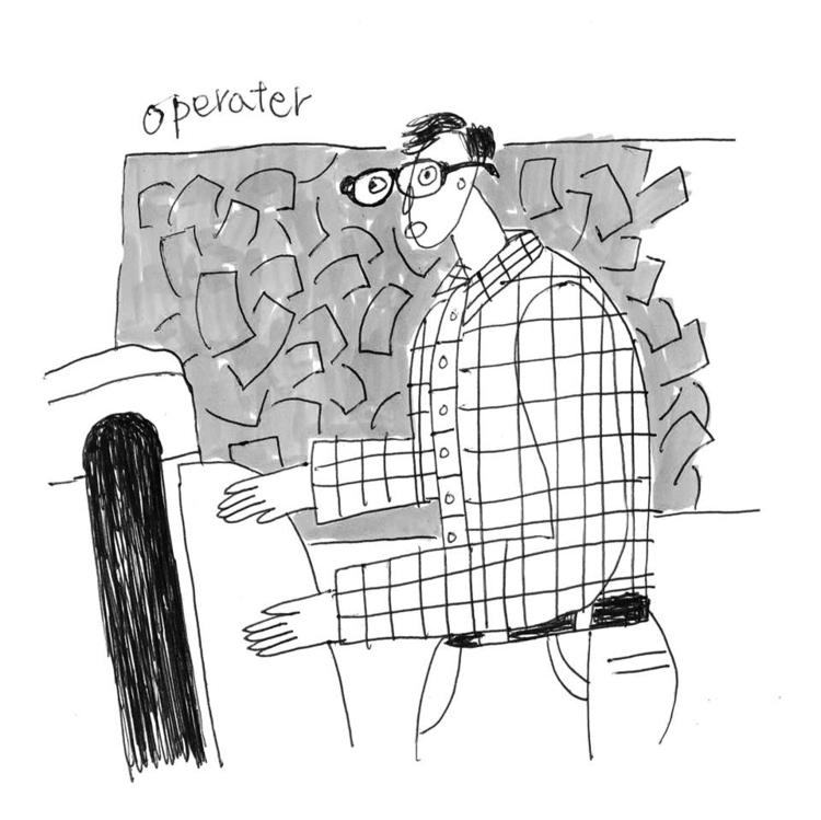 job - illustration, art, artist - albertkiwi | ello