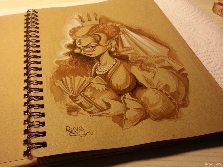 princess, book, reading - rayagov | ello