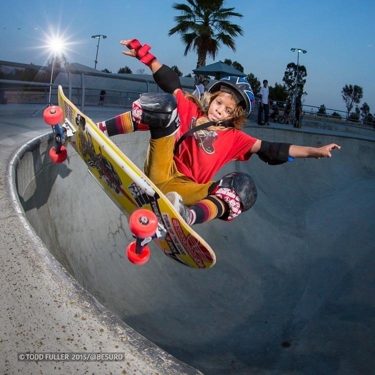 Logan Frank - frontside ollie - skateboard - toddfuller | ello