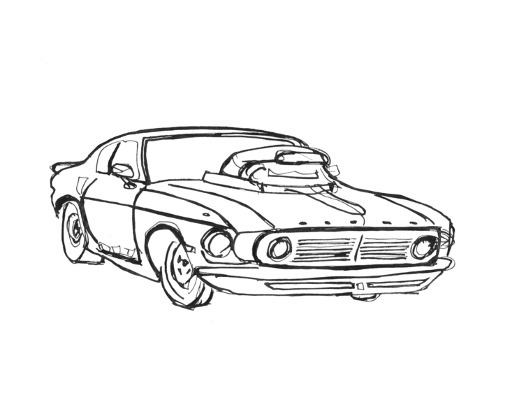 69 Mustang - dhazlet4 | ello