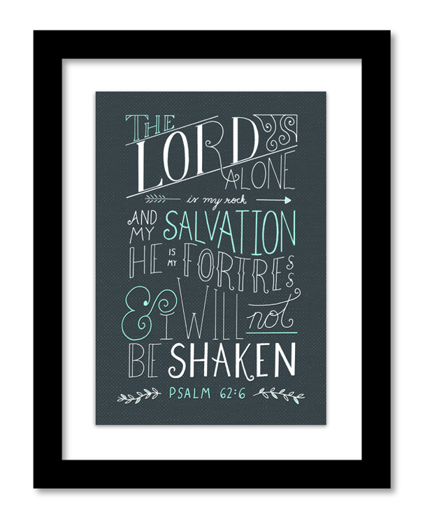 Psalm 62:6 - dhazlet4 | ello