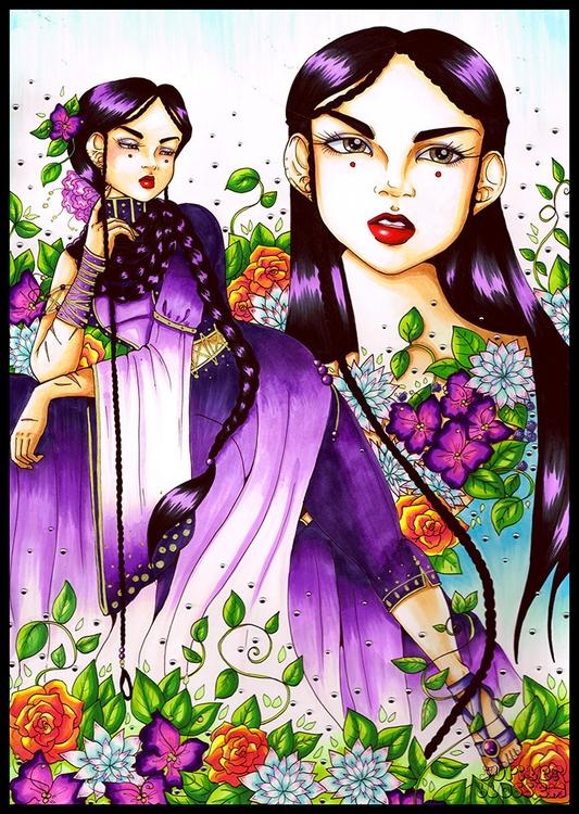 Daiyuu Kei - illustration, characterdesign - emilybrown-9208 | ello