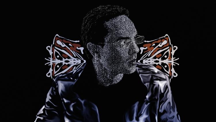 Autoportrait - portrait, digitalart - simoz-1310 | ello