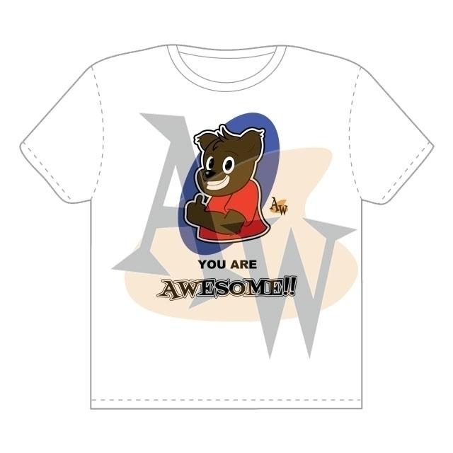tshirt, bear - ashleywilliams-1156 | ello
