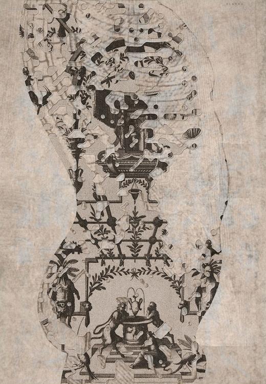 BAROQUE MAN - illustration, conceptart - vladasorze | ello