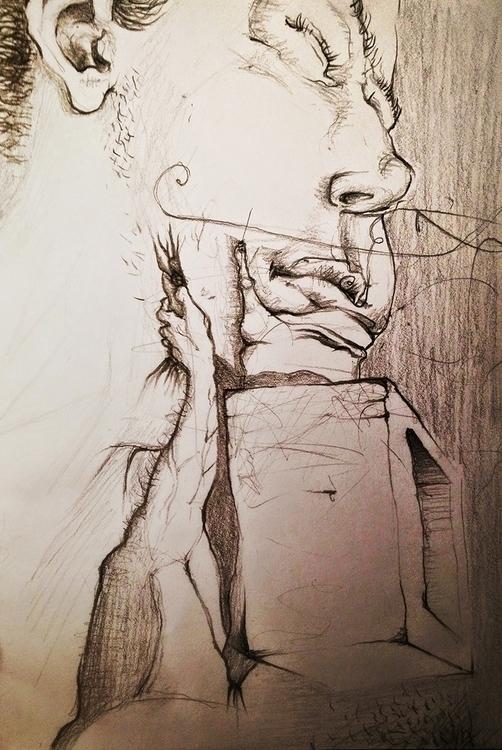 illustration, drawing - diegocristofano   ello