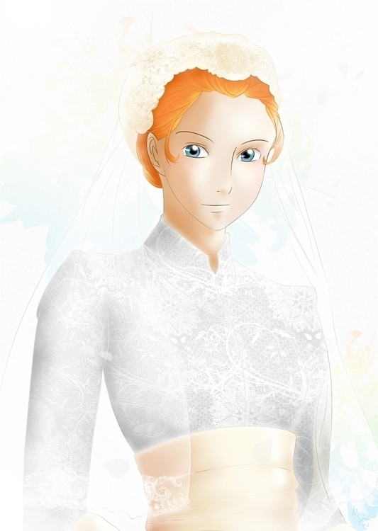 Wedding Gown 2012 - hmremi, bride - hmremi | ello