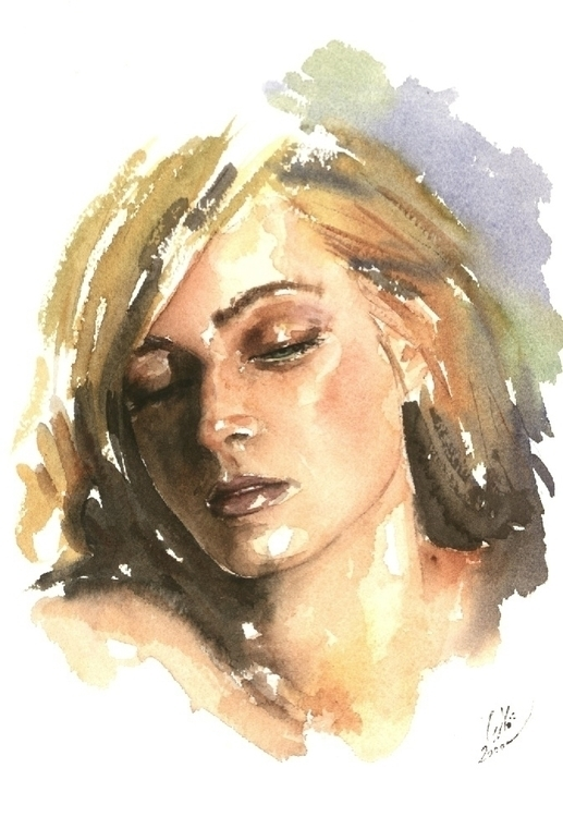 painting - valiaart | ello