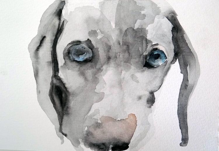 dog_São Paulo, 2012 - illustration - renataribak | ello